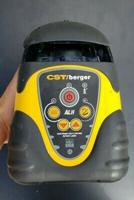 Cstberger 57-alh Electronic Rotary Laser Level