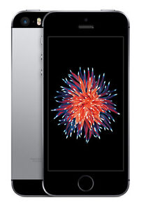 apple iphone se 16gb space grey unlocked a1723 cdma. Black Bedroom Furniture Sets. Home Design Ideas