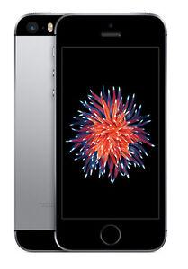 Apple Iphone Se 16gb - Space Grey - Unlocked