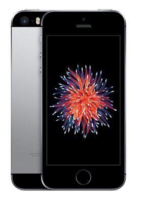 Apple iPhone SE - 32GB - Space Grau (Ohne Simlock) iOS Smartphone Handy WOW !!!