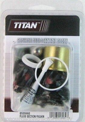 Titan Speeflo 0555960 Or 555960 Fluid Section Repair Kit - Oem