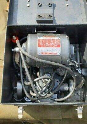 Dumore 44-011 Tool Post Grinder