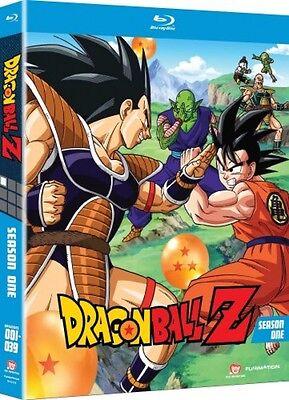 Dragon Ball Z  Season 1  Blu Ray   New  Free Shipping