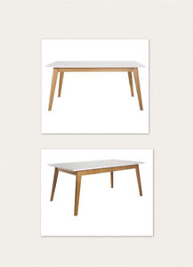 FREEDOM FURNITURE FRIEDA DINNING TABLE Sefton Bankstown Area Preview