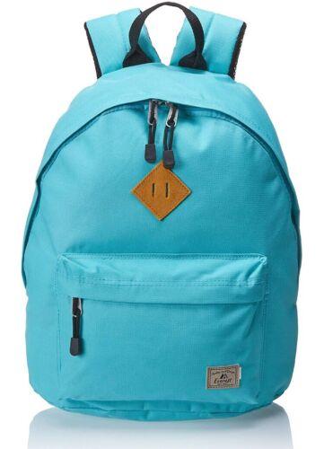 Men Women Aqua Blue School Travel Hiking Everest Backpack Ba
