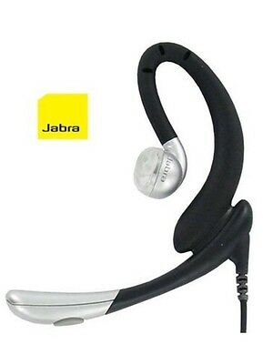 Jabra C250 EarWave Over The Ear 2.5mm And 3.5mm HandsFree Headset with Mic Boom Jabra Over The Ear Headset