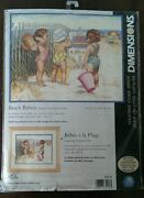 Counted Cross Stitch Kits Beach