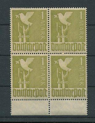 ALL.BES. 959 c GUTE FARBE UR-4er-Block postfrisch ** MNH Mi 42.- m376