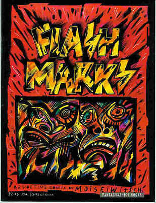 Flashmarks  # 1 (Carel Moiseiwitsch) (USA, 1989)