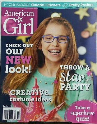 Kid Costume Party Ideas (American Girl Oct 2016 Throw A Star Party Creative Costume Idea FREE SHIPPING)