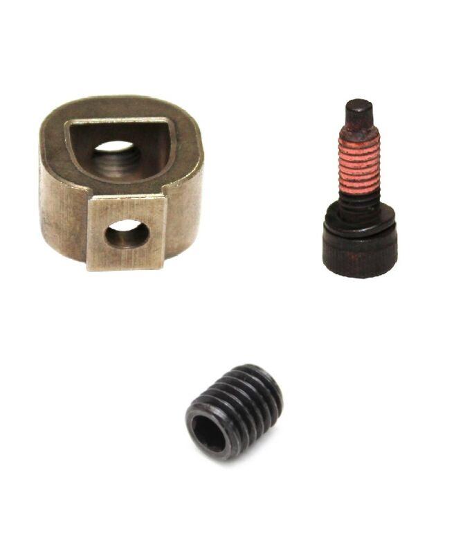 Makita Blade Clamp + Screw M5X15 + Hollow Grub Screw М8х9 JR3000 JR3000V JR3020