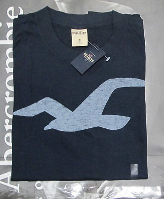 Nwt Hollister Men Muscle Fit Tamarack Graphic Tee T Shirt By Abercrombie