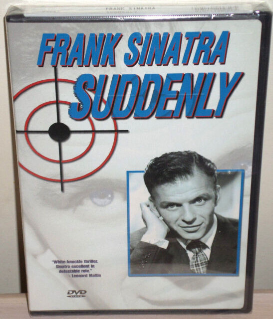Suddenly  DVD Frank Sinatra, Sterling Hayden, - All Region
