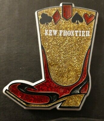 New Frontier Hotel Casino Las Vegas Magnet