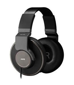 AKG K553 Pro Headband Headphones - Black
