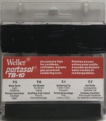 Weller Portasol Tb-10