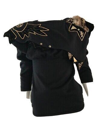 80s Sweatshirts, Sweaters, Vests | Women Authentic Vintage 1980's Sweater $59.40 AT vintagedancer.com