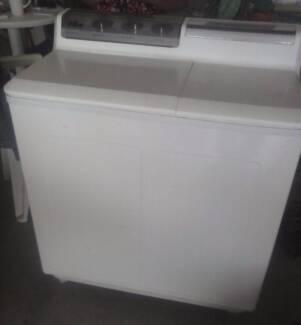 Twin tub washing machine Brassall Ipswich City Preview