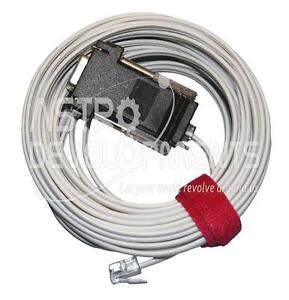 Meade LX200 #507 3m serial pc control cable-GPS-Classic