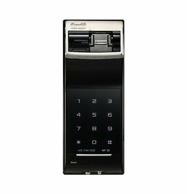 [GATEMAN] WF-20 Digital Door Lock Smart Touch Keypad Keyless Fingerprint