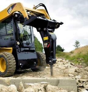 CAT H55 Rockbreaker to suit skid steer machines Canning Vale Canning Area Preview