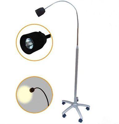 35w Dental Floor-standing Exam Lamp Halogen Shadowless Examination Light New