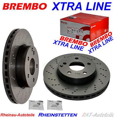 Brembo MAX Bremsen KIT 300 mm+WK Vorne BMW 3 E46 TOURING COUPE Cabrio Z3 E36 Z4