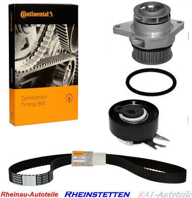CONTI Zahnriemen+Rolle+Wasserpumpe VW POLO LUPO 1.0 1.4 50PS 54PS 60PS Bj 95-05 Dx Full Seat