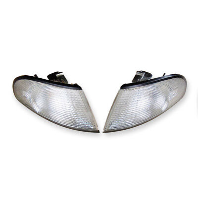 AUDI A4 B5 1994-1998 FRONT LEFT + RIGHT INDICATOR LAMP VALEO TYPE