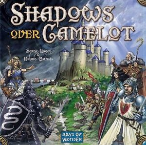 Shadows Over Camelot Board Game (Only Played Once)