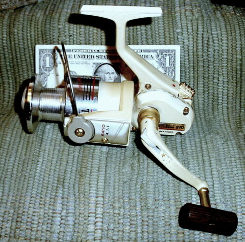🐟 Rare Vintage Mitchell 870 Spinning Reel~so RARE you can