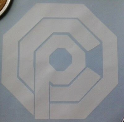Robocop OCP Logo Vinyl Sticker Decal home laptop choose size/color