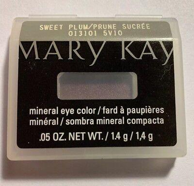 Mary Kay Mineral Ojo Color Sombra ~ Dulce Ciruela Discontinuo