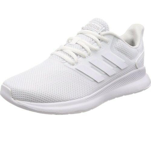 Adidas Runfalcon Laufschuh Damen Sneaker Fe6215 weiß Gr.40