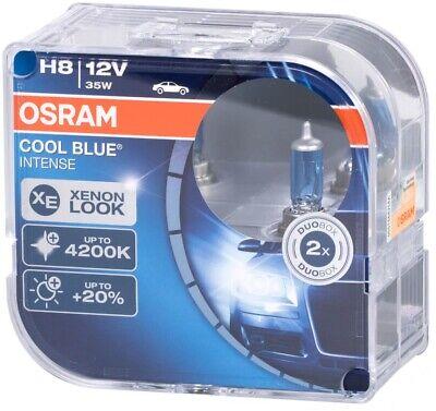Osram Cool Blue Intense H8 64212CBI-HCB Autolampe Duo Box AE