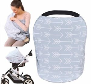Multi use cover, car seat cover, breastfeeding cover. $35 NEW