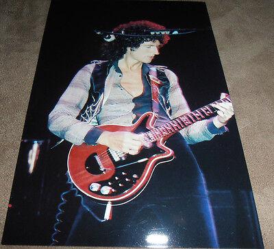 $1.00   4x6 inch Original  photo QUEEN FREDDIE MERCURY BRIAN MAY JOHN DEACON