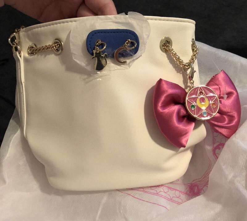 Sailor Moon Grace Gift Collabollation Shoulder Bag NEW