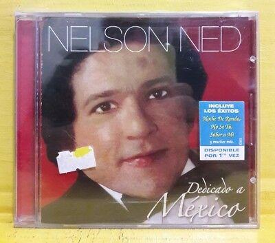 Nelson Ned : Dedicado a Mexico - CD New Sealed  segunda mano  Embacar hacia Argentina