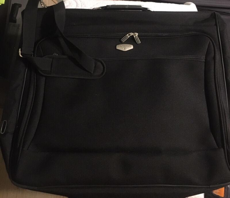 Protocol Bi Fold Garment Suit Bag Luggage Hanging Carry On Large Size Travel