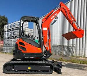 Kubota U25-3 3 Ton Excavator Kewdale Belmont Area Preview