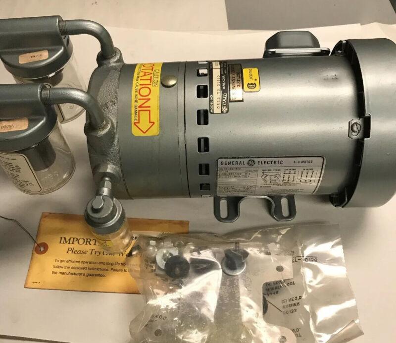 Gast 0322-V3-G181D Vacuum Pump