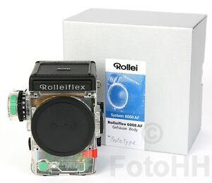 RARE-TRANSPARANT-ROLLEI-ROLLEIFLEX-6008-AF-PROFESSIONAL-RARE-UNIQUE