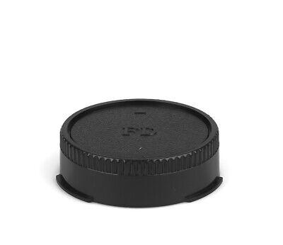 Canon Fd Tapa Trasera Objetivo Rear Tapa Tapón para