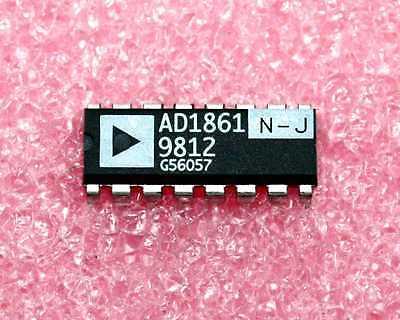 18 Bit Digital To Analog Converter Ad1861n