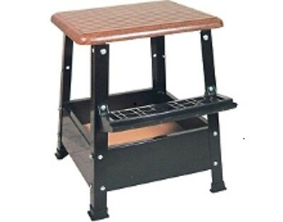 BNIB Flat-Pack Durabuilt Tool Stool / Stand / Step