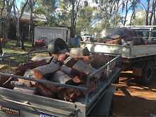 DRY SPLIT JARRAH FIREWOOD Como South Perth Area Preview