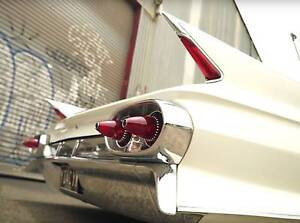 Wedding Car, School Formal Classic Car Hire : 61 Cadillac deVille Surfers Paradise Gold Coast City Preview