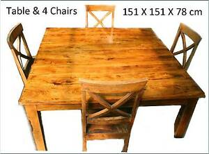 Mango-wood Table Templestowe Manningham Area Preview