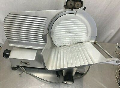 Berkel 827 12 Meat Slicer 13 Hp Made In The Usa Vintage Restaurant Deli As-is
